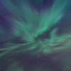 Auroras overhead