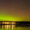 Lake Superior Northern Lights