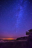 Milky Way over Phantom Lake