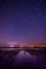 Stars over Phantom Lake boat landing