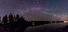 Milky Way over the Headwaters of the Mississippi