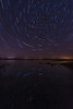 Star Trails and reflections