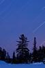 MNWN-11086: Boundary Waters Star Trails (BWCAW)