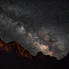 Zion Milky Way