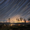 Grand Lake Equatorial Star Trails