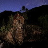 Night at Crystal Mill
