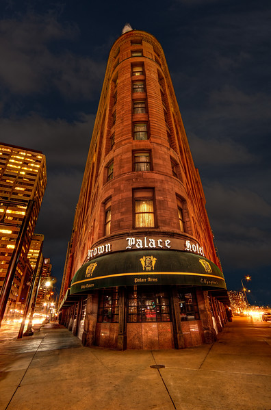 Brown Palace 2c