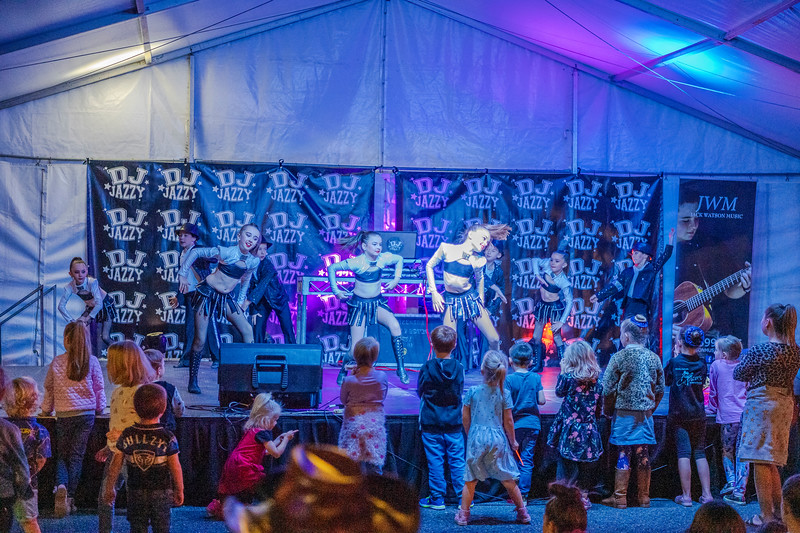 Rockhampton RiverFest 2019, Friday night on the riverfront.