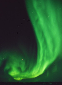 Aurora Borealis in Northwest Territories-Northern Lights in Yellowknife