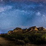 Bulldog Rock MilkyWay