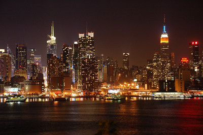 Manhattan from Weehawken.