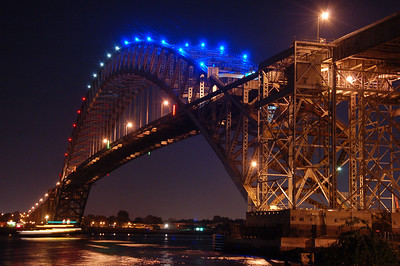 Bayonne Bridge.
