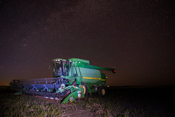 Combine Under the Stars