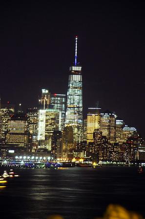 NYC Skyline 6-29-16