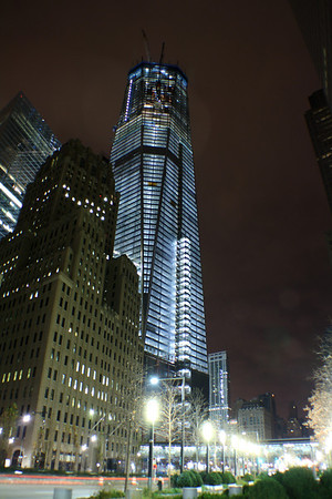 The Freedom Tower 12-4-11