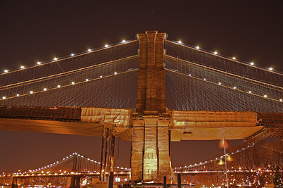 Brooklyn Bridge 1-2-12