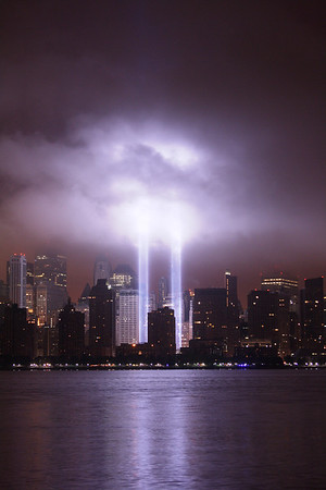 W.T.C / Freedom Tower / City Skyline 9-11-11