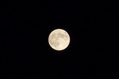 Full Moon July 25, 2010