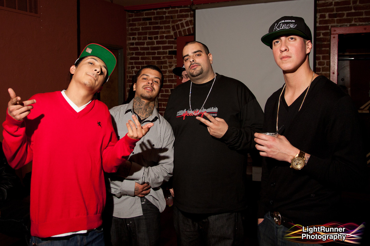 Da Bay Fellas w/ Berner