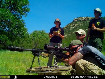 Nightforce 2-rifle Stage 4 - Game Camera