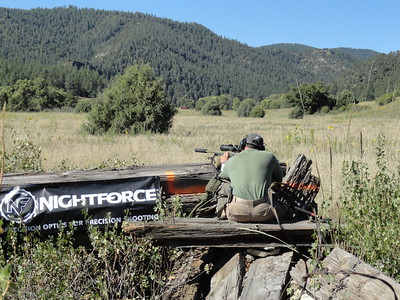 Nightforce Precision/Tactical 2-Rifle match