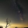 Milky Way on the Blue Ridge Parkway