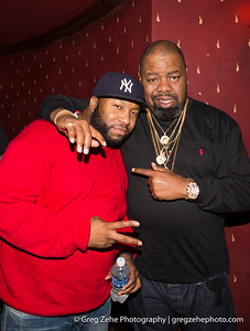 Biz Markie at The Foundation Room. Las Vegas, NV. October 29, 2017.