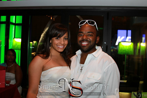 UrbaneSTL Presents Vanilla Sky All White Party at 360 - Photos taken by 90 Degree Concepts