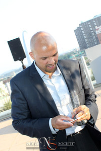 Urbane Lifestyle and Entertainment Group Presents Cocktails to Connect at Ceilo Lounge on the Roof of The Four Seasons Hotel June 7, 2011. Photography By Maurice.