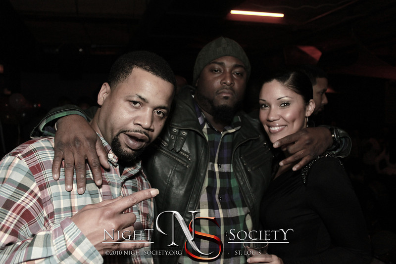 Relaxed Thursdays at Club Amnesia with Guests: Juvenile, Curtis Johnson of Stl Rams, and host Hazel-E of Black Men Magazine - Photos taken by Michael