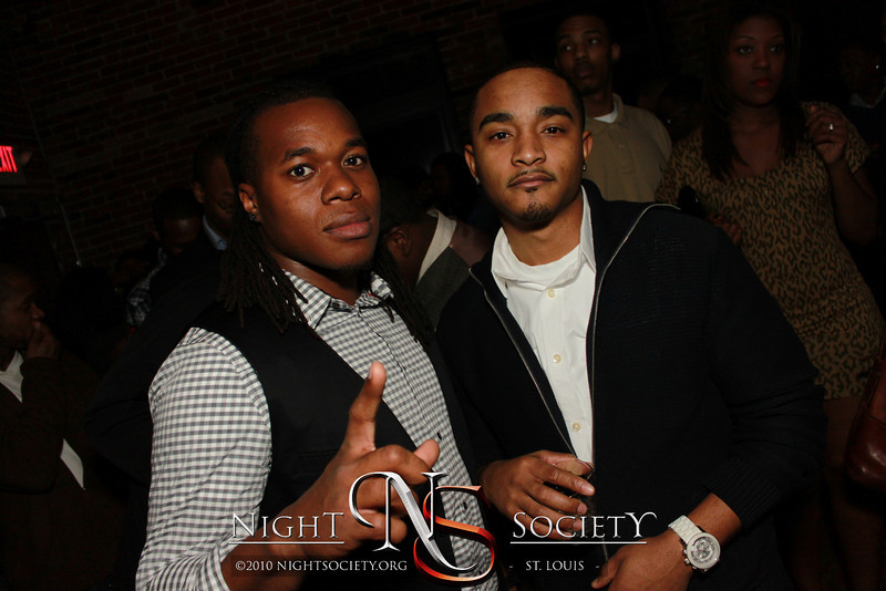"""1st Fridays & Budweiser Select Present: """"1st Friday 2011"""" at Exo Lounge - Photos taken by Maurice"""