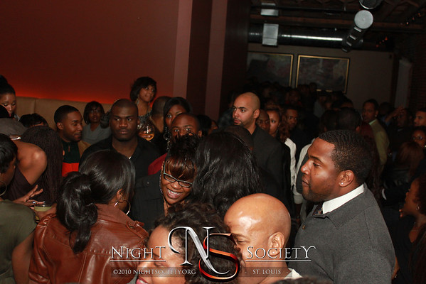 "1st Fridays & Budweiser Select Present: ""The Beat Goes On"" at Exo Lounge - Photos taken by Maurice"