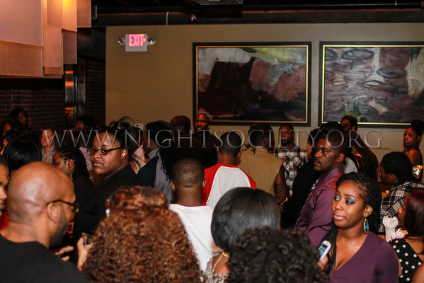 The September edition of the Eyecandy Party Series with creator MoSpoon celebrating his birthday at Exo Ultra Lounge. Photography by NightSociety