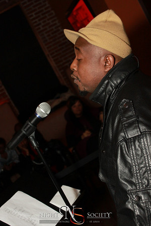 Mocha Latte Presents: The Return of Got Lyrics? Spoken Word at Exo Lounge Hosted by Mocha Latte w/DJ Reminisce - Photos taken by Maurice Bishop