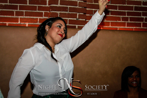 M.C Tony Vega and Hella Fly Promotions Presents 30/30 All Black Everything for Tony Vega's 30th Birthday Party - Photos taken by Night Society