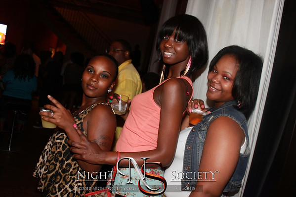 Hella Fly Promotions host Relaxe and Breathe every Friday at Exo Ultra Lounge.