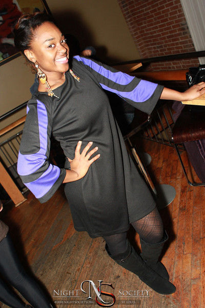 Pink Friday at Exo Lounge Guest Dj Solange - Photos taken by Maurice