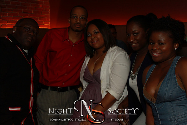 The Reid Scholarship Foundation hosted The Butterfly Effect at Exo. An upscale event series.