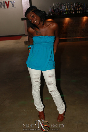 I Love Tuesdays! at Envy Ultra Lounge - Photos taken by Maurice