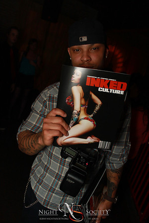 Doyousocial Media presents the highly anticipated Inked Culture Magazine Release party featuring over 40 Inked Culture models at Europe  - Photos taken by Maurice