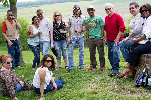 Bfree St. Louis and RL Media present the grapevine winery tour. Photography by NightSociety.