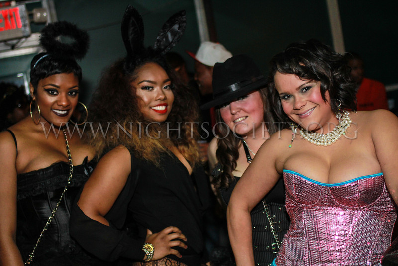 Loose Cannon and Phil Assets Present Halloween At Harry's