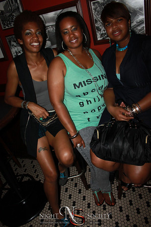 """Roc Out Productions Presents: """"Welcome to The Lions Den"""" LEO Party at Harry's - Photos taken by Maurice"""