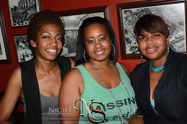 "Roc Out Productions Presents: ""Welcome to The Lions Den"" LEO Party at Harry's - Photos taken by Maurice"
