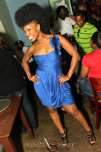 """DJ Needles and the Soulition present """"Funkin Right"""" at Lola, the 2nd Saturday of every month. Photography by Maurice."""