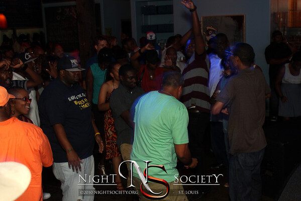 "DJ Needles and the Soulition present ""Funkin Right"" at Lola, the 2nd Saturday of every month. Photography by Maurice."