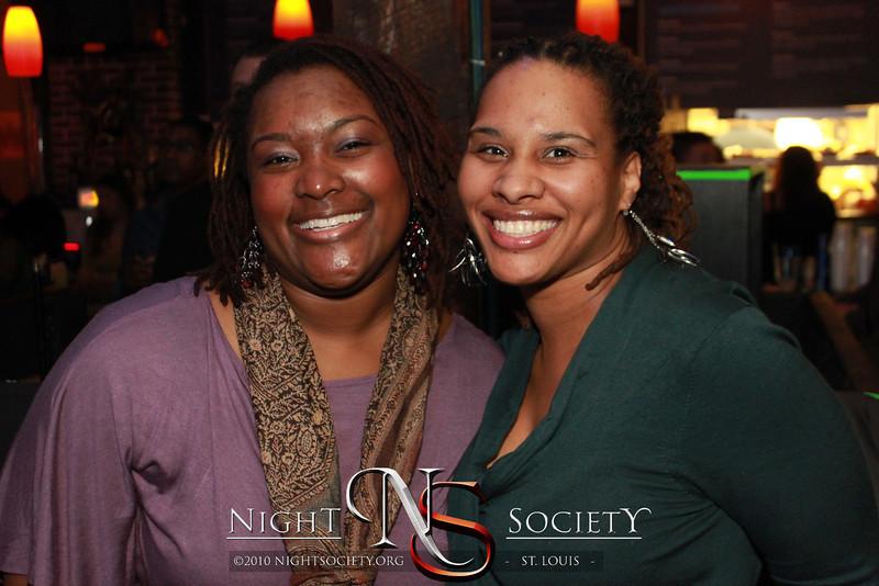 Saturdays at LOLA featuring the legendary DJ King Britt 03-03-2012