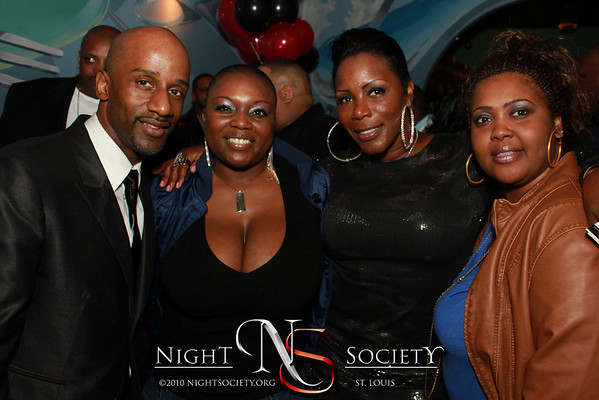 "Soul Stylz presents Pandora: ""Black Girls Rock"" Edition hosted by Comedian SOMMORE at Lola - Photos taken by Maurice"