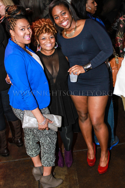 The Umbrella Group presents pretty girls rock at Lola. Photography by NightSociety