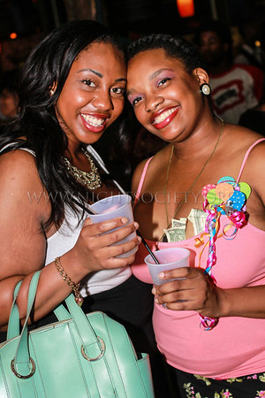 The Vapors present Sexy Heaux along with the DJ Reminisce Birthday party at Lola in Downtown St. Louis. Photography by NightSociety.